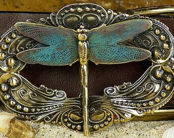 Dragonfly Buckles