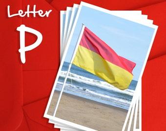 Alphabet Photography Letter P Choices, Alphabet Photography 6x4, 7x5 or 8x6 Prints