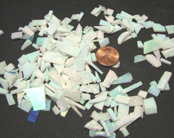 LAB CREATED OPAL Rough 150+ Carat Multi Color 1 Oz+ Top Grade Small +Thin Slabs