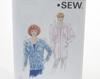 Kwik Sew 1738 Ladies Jacket UNCUT