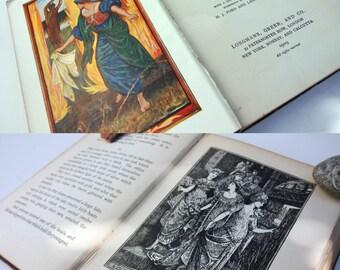 Little Golden Hood & Other Stories 1909 Vintage old book Childrens Stories illustrated