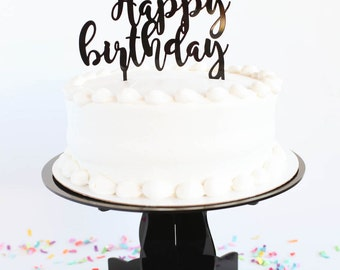 Acrylic Cake Stand - Petite Party Studio