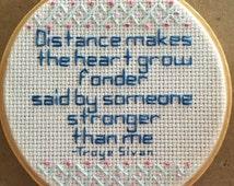 DKLA Troye Sivan Blue Neighborhood embroidery