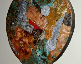cuore metallico