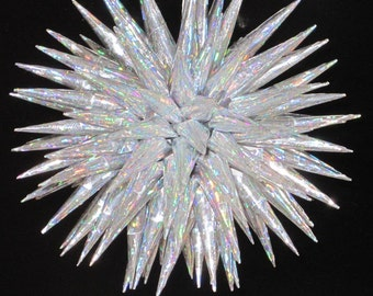 Sparkling Silver Jeżyki