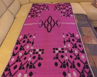Passap E6000 3 colors blanket