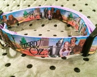 Wizard of Oz Inspired Dog Collar