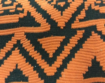 African cotton double-knit 60""