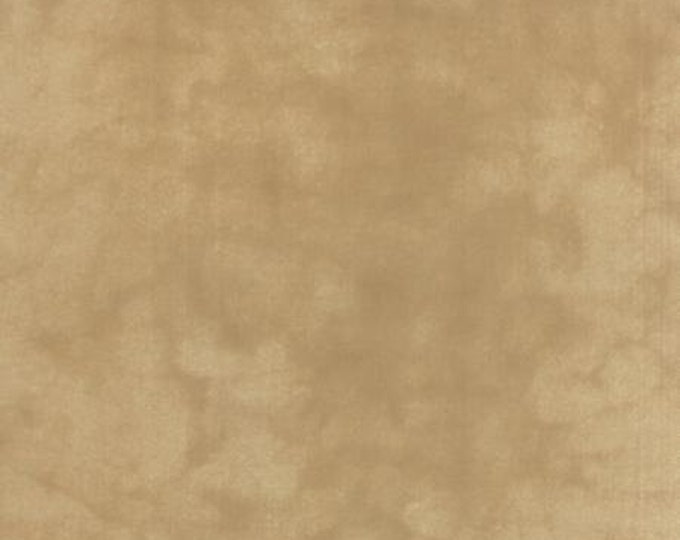 Primitive Muslin Flannel Time Worn Tan - 1/2yd