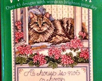 Cross Stitch Wit & Wisdom by Joan Elliott