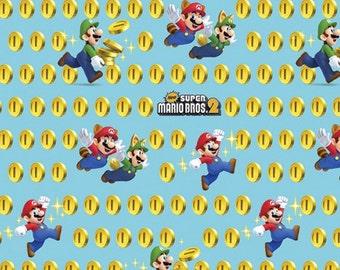 Nintendo Super Mario Fabric Coins From Springs Creative