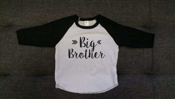 Big Brother Shirt Baby Announcement Shirt By