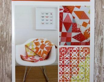 Sunrise Quilt Pattern - Moda- V and Co. - Vanessa Christenson - VC1226