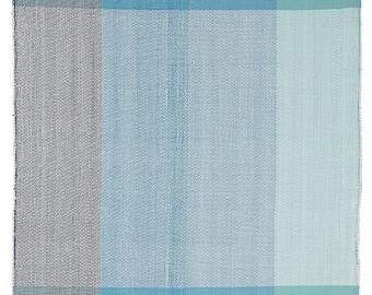Fab Habitat Indoor/Outdoor Polypropylene Rug Bliss - Blue (4' x 6') 25750