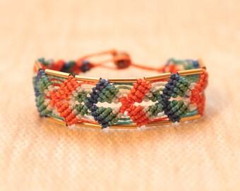 Gold Mariposa Bracelet
