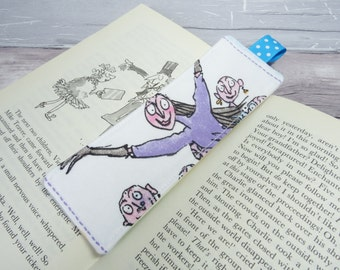 Personalised The Witches bookmark, The Witches book mark, Roald Dahl bookmark, personalised kids bookmark, teacher gift, thank you gift
