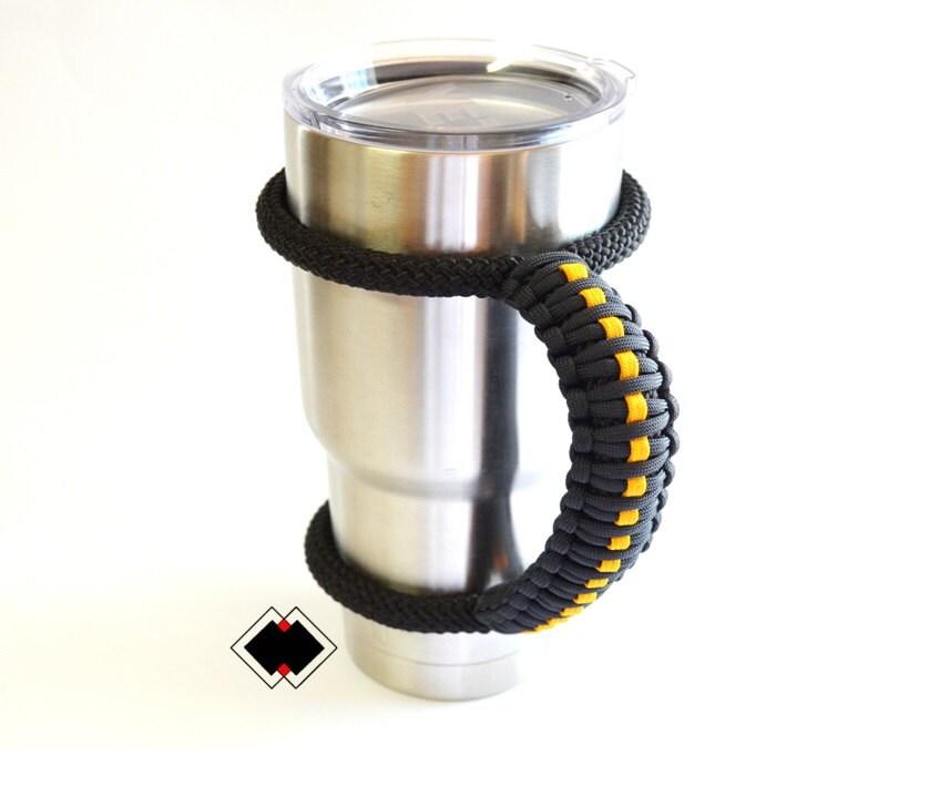 Yeti tumbler handle - thin gold line Dispatcher