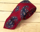 Vintage Gitman Bros skinny tie