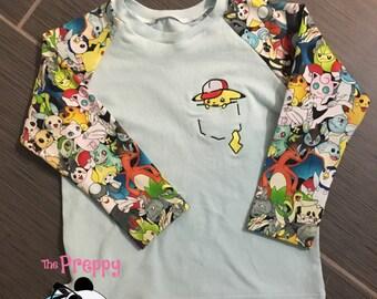 Pika pocket shirt
