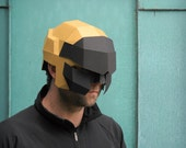Guardian Helmet  - Download and build your own armour