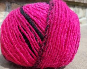 KATIA FUNKY YARN - a Wool Blend in Bright, Fun Colors