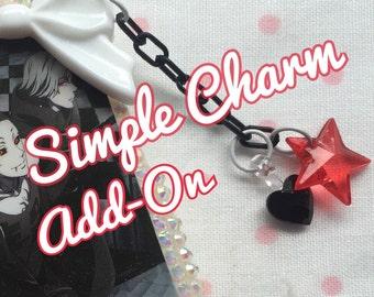 Add a Simple Custom Charm
