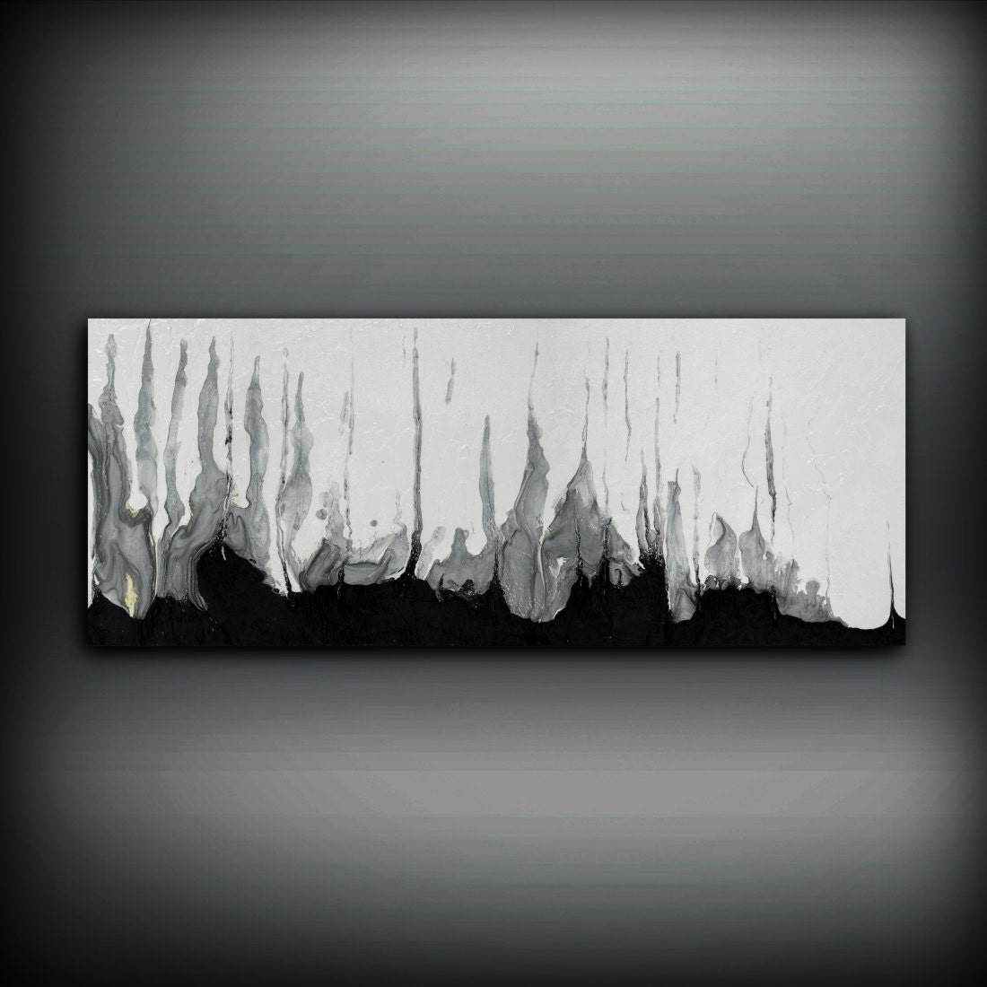 Black and white art wall art prints fine art prints for Black and white mural prints