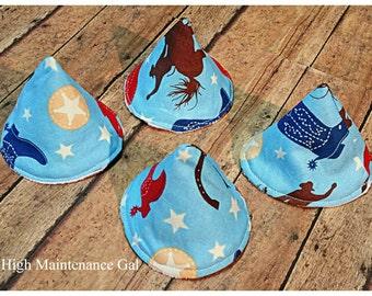 Western themed pee-pee tee-pees, Tinkle covers, Tinkle tents, Wee-wee wig wams, Sprinkle covers, Babyshower gift idea, Nursery design idea