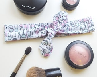 Makeup Top Knotted Headband