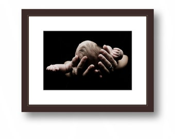 Sepia toned photograph, newborn, mother, love, woman, photography, baby, child