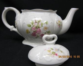 Royal Park Earthenware Teapot Staffordshire England