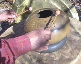 Zobet/Solfeggio pure tone drum
