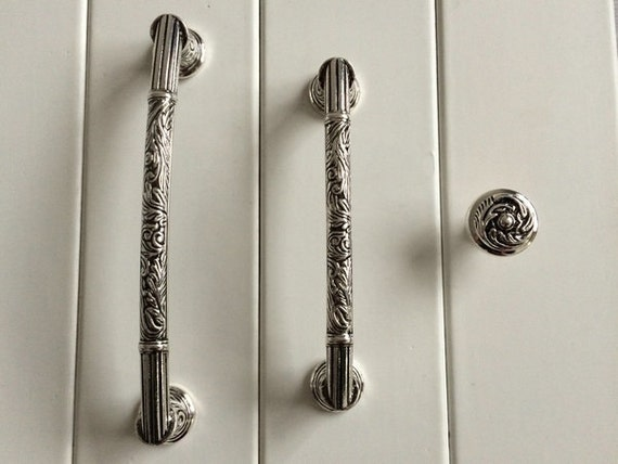 silver kitchen cabinet knobs 5 6 3 dresser knob pull drawer knobs handles pulls 26126