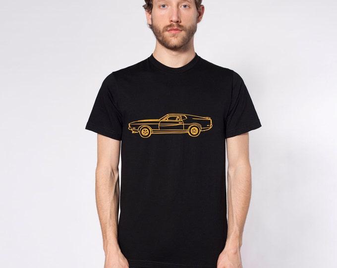 KillerBeeMoto: Limited Release American Engineered Muscle Car Hot Rod Short & Long Sleeve Shirt
