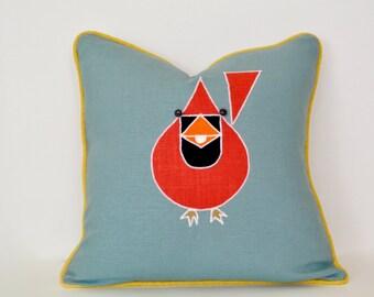 Cardinal Pillow Cover