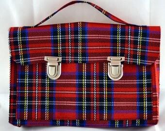 Pocket mini Scottish Binder