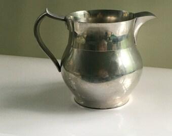 Vintage Pewter pitcher