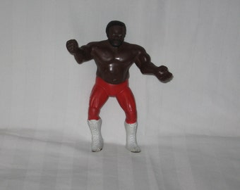 vintage 1984 ljn wwf junkyard dog wrestling action figure
