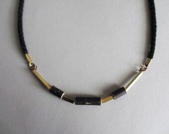 Golden Woods Necklace