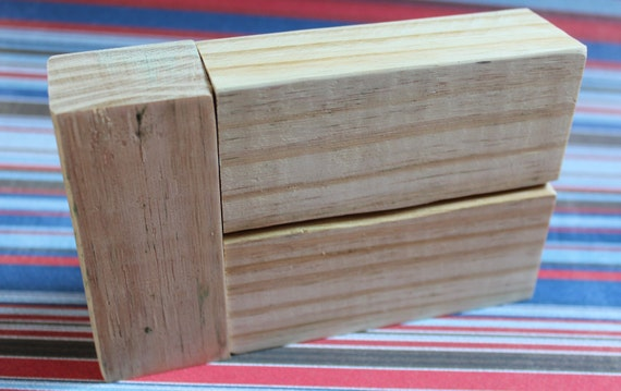 Mini set unfinished stacking blocks unfinished wood for Plain wooden blocks for crafts