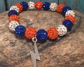OKC Thunder Elise bracelet