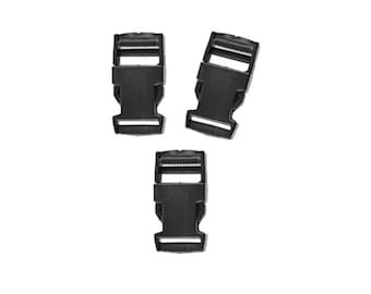 """1-1/2"""" Side Release Buckles 100 ct."""