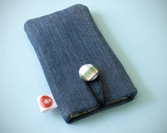 """Smartphone Cover """"stonewashed"""" - M"""