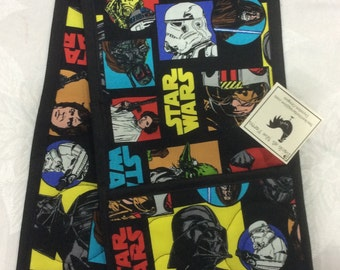 Star Wars double oven mitt pot holders
