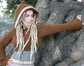 NEW  short Fairy Sweater