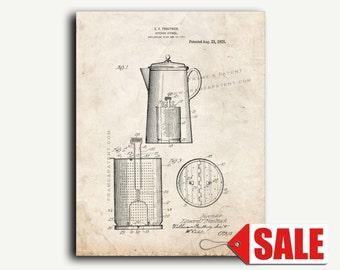 Patent Art - Kitchen Utensil Patent Wall Art Print
