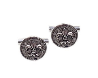 Victorian estate 92.5 sterling silver mens party/wedding cufflink exclusive look 25% discount use coupon code.