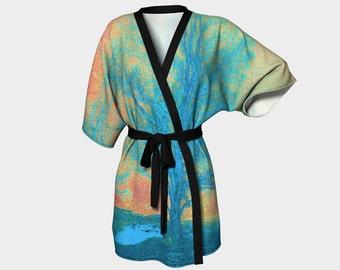 05861 Kimono Robe