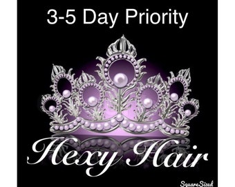 HEXY PRIORITY 3-5 day make up service