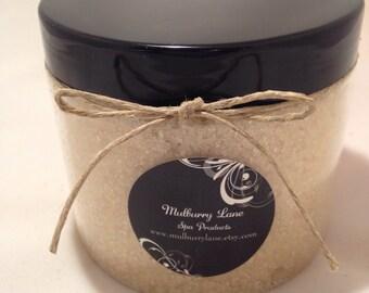 Organic Rosemary Mint Sugar Scrub-12oz